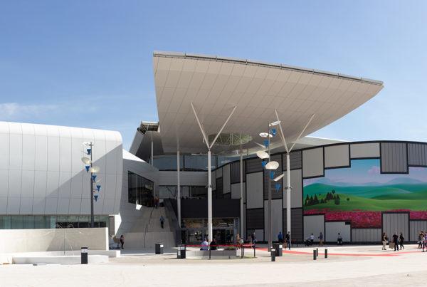Centro Comercial Torrecardenas Bogaris Almeria